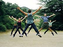 fitness london outdoor class healthy uk