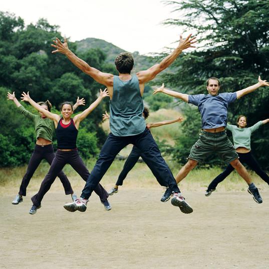 Outdoor Aerobics