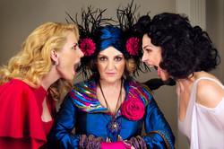 Ruth, Madame Arcati and Elvira