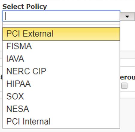 Select Policy SAINT Polito