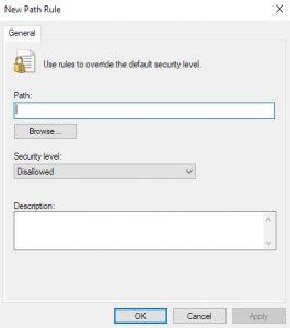 AppLocker and Software Restriction Policies - 2