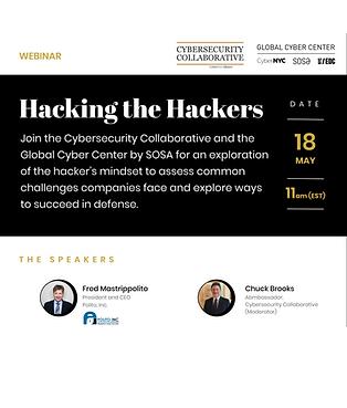 SOSA Polito Cybersecurity Webinar