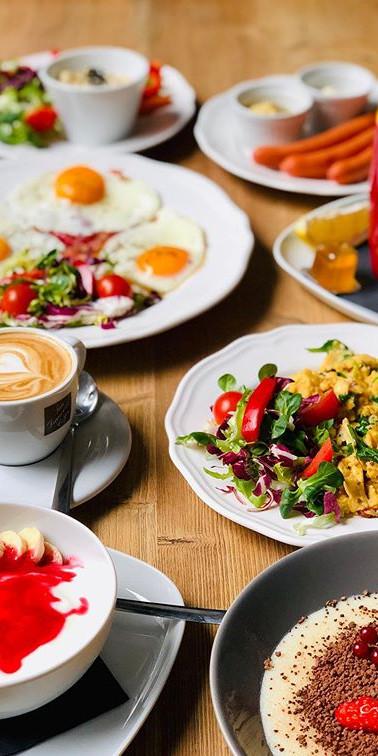 Raňajky 🍳 🥐 ☕️_Každý pracovný deň od 7