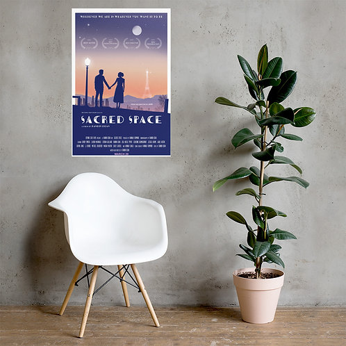 Sacred Space Movie Poster