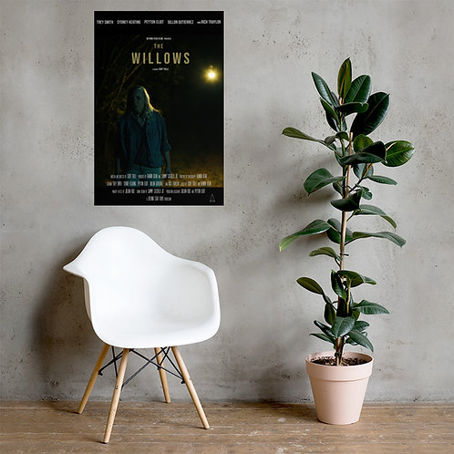 The Willows Official Poster