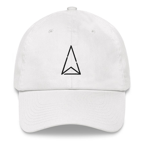 Dad Hat Logo Black