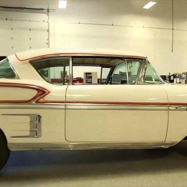 """American Graffiti"" Car 1958 Chevrolet Impala"