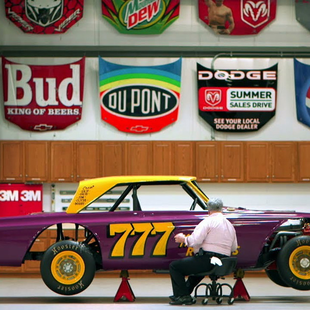 Restoring #777 Marty Robins Car