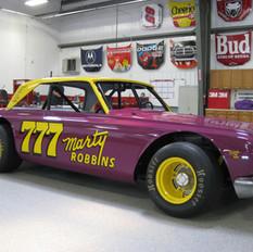Marty Robbins #777 Restoration Process