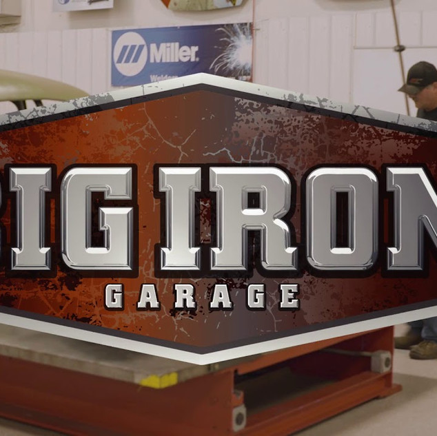 Big Iron Garage Episode 5