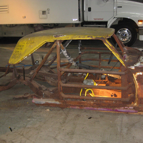 Marty Robbins #777 Restoration Process