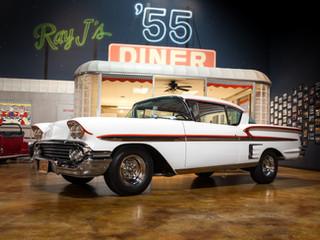 """American Graffiti"" 1958 Chevrolet Impala"