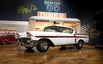 American Graffiti Car