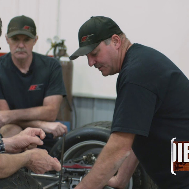 Big Iron Garage Episode 2