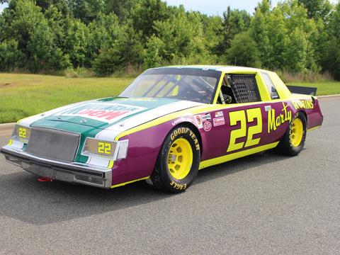 #22 1981 Buick Regal