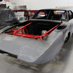 Marty Robbins Dodge Daytona Restoration Process