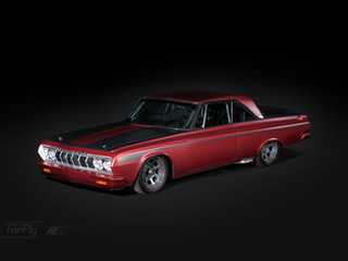 """1964 Plymouth Belvedere """"For Ply"""""""