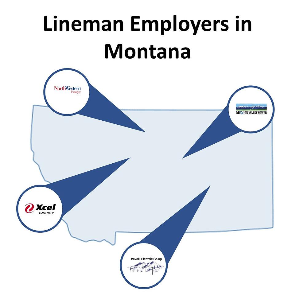 Lineman Jobs in Montana