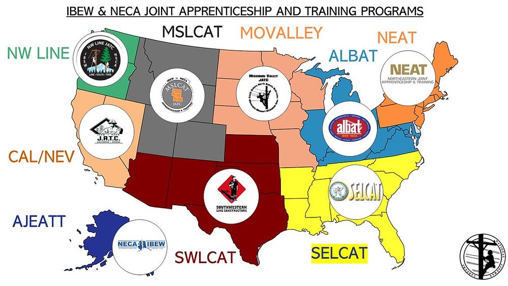 Common Lineman Apprenticeships for Veterans