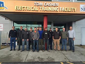Alaska Electrical Lineman Apprenticeship Program