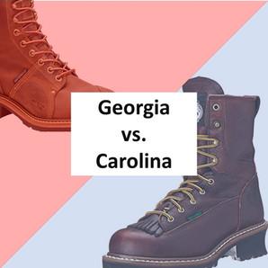 [2021] Georgia vs Carolina Lineman Boot
