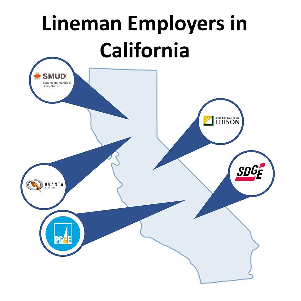California Lineman Jobs