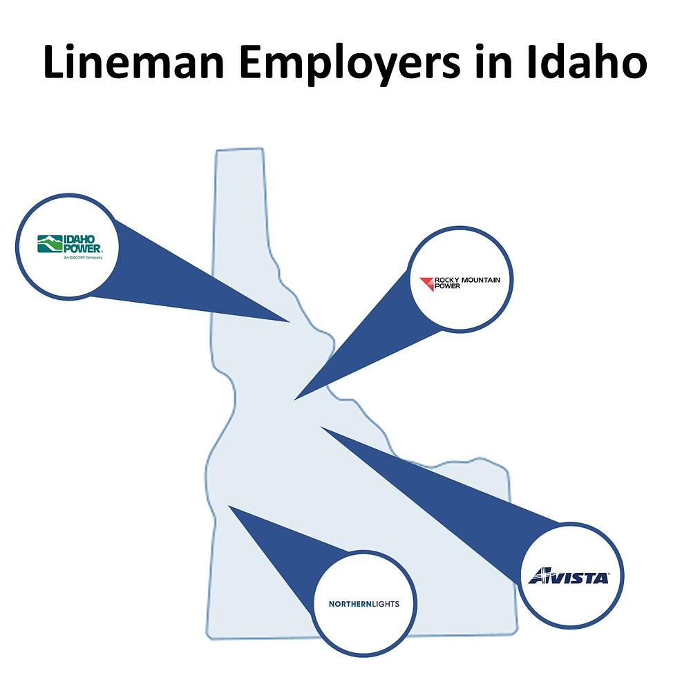 Idaho Lineman Jobs