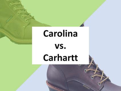 [2021] Carolina vs Carhartt Lineman Boot