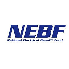 National Electrical Benefit Fund logo