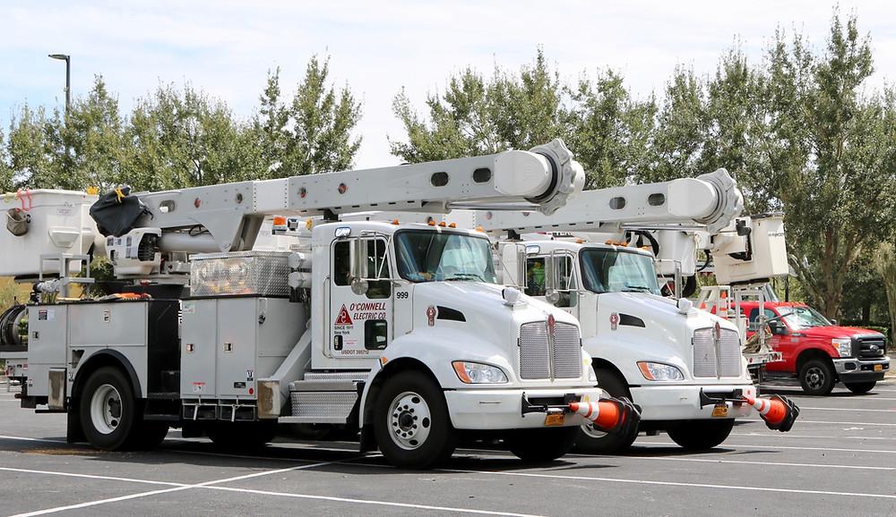 Lineman Bucket Truck