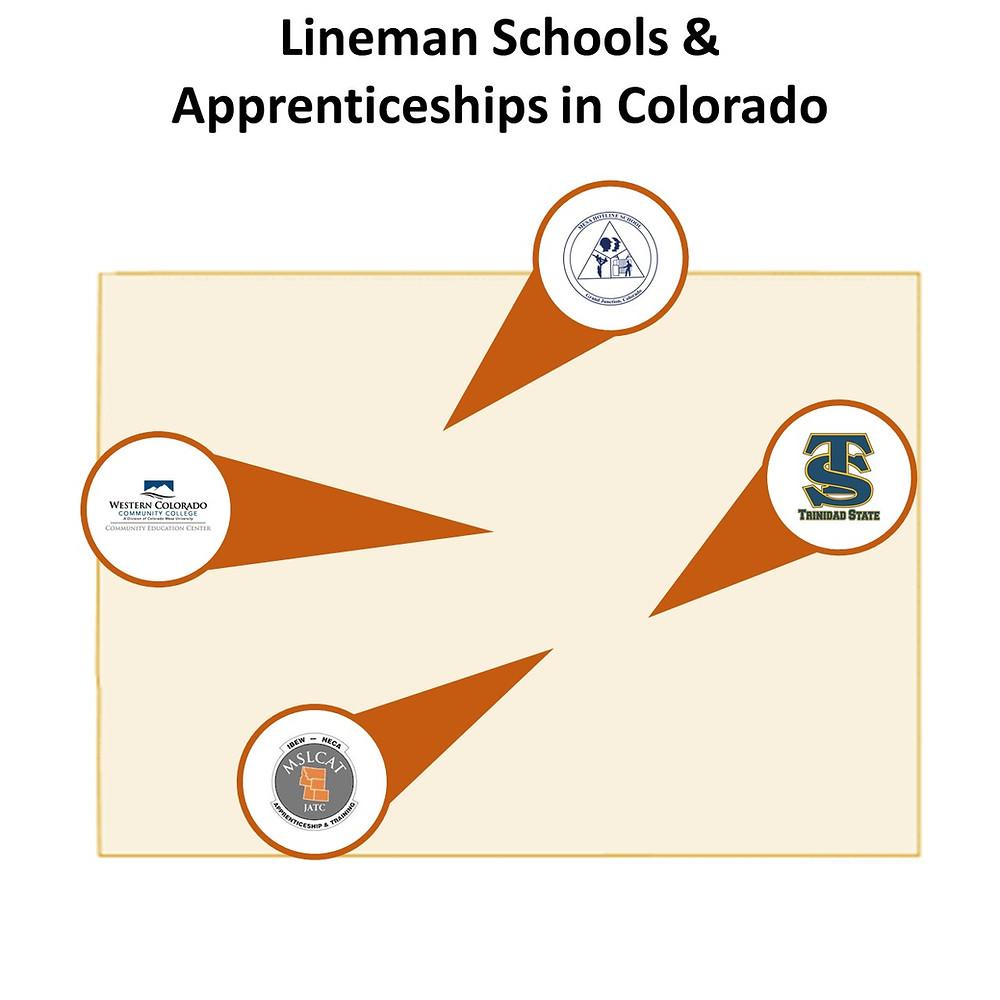 Lineman Apprenticeships in Colorado