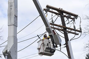 Lineman in Maryland