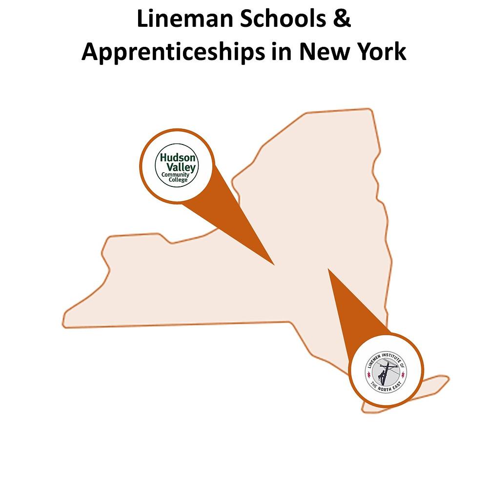New York Lineman Apprenticeships and Schools