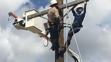 Lineman in South Carolina