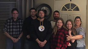 The Rankin & Lineman families