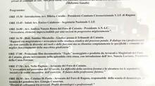 Convegno 24/11/2017 presso Cinema Lumiere Lumiere a Ragusa (RG)