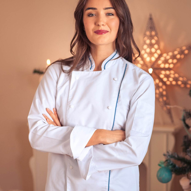 Chef owner Julia Zabrodska Akinci