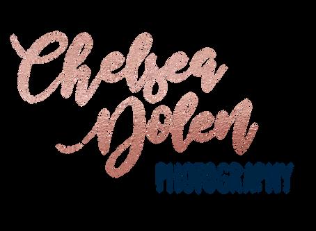 Design Reveal: Chelsea Dolen Photography