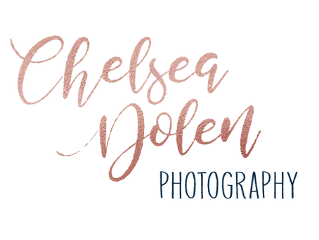 Design Reveal: Chelsea Dolen Photography