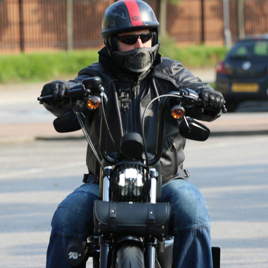 BFA rider - Leeds