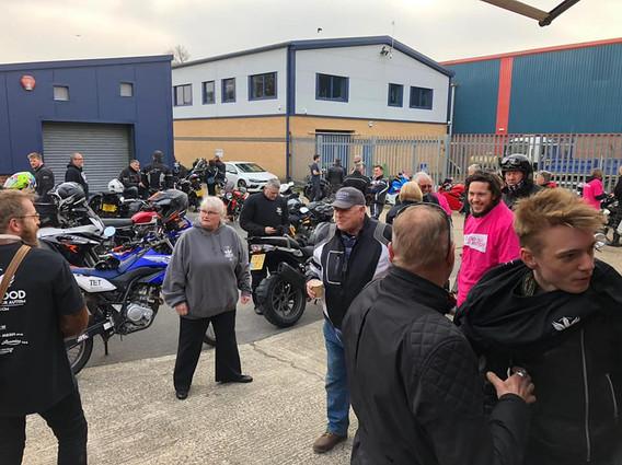 Bournemouth ride 2019