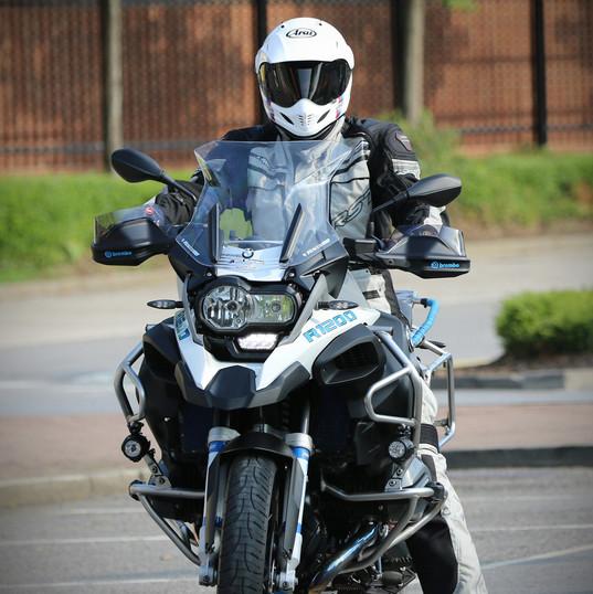 BFA rider - Leeds - Gordon