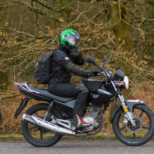 BFA rider - Brighton