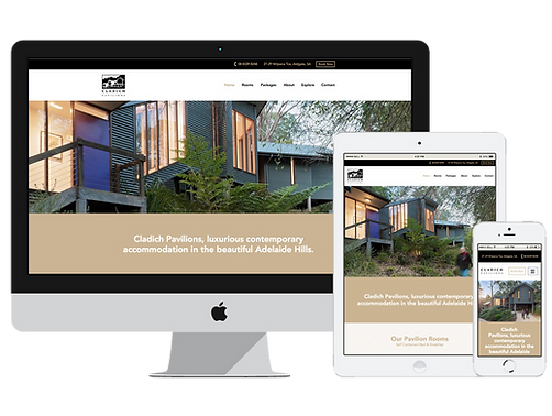 BnB Website Design Adelaide Hills