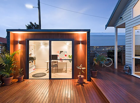 Creating Modern Contemporary Garden Rooms