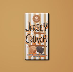 Packaging Design - Jersey Crunch