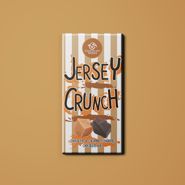 Packaging Design - Jersey Crunch