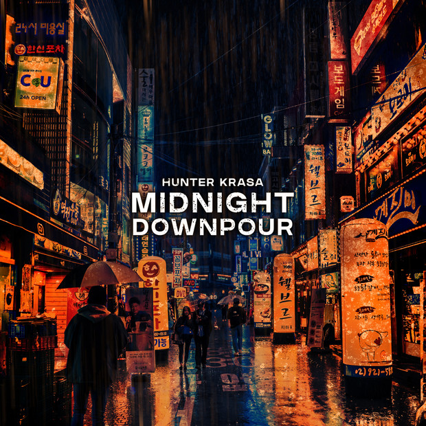 Hunter Krasa - Midnight Downpour