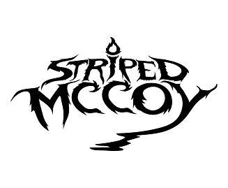 Striped McCoy Metal Logo Concept_Website